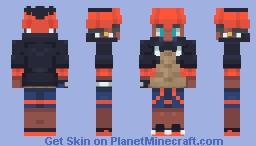 Raihan Minecraft Skin