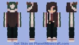 Candy Cane ~Inspirinq (PR) Minecraft Skin