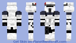 AT-ACT driver Minecraft Skin