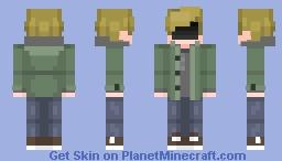 Ethan Winter's (No Face) [Resident Evil 8/Village] Minecraft Skin