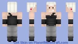 Jean Pierre Polnareff Minecraft Skin