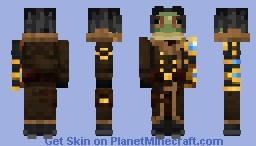 New skin 2121 ... :3 Minecraft Skin
