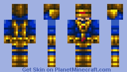 Cyclops (Sprite Skin) Minecraft Skin