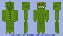Godzilla/Green Monster
