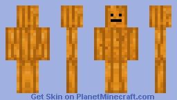 Pumpkin Dev/Kier Minecraft Skin