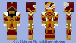 Kamen Rider Sabela Minecraft Skin