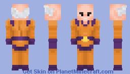 Mr Mxyzptlk Minecraft Skin
