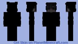 nightmare eboy Minecraft Skin