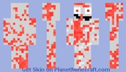 crazy boi Minecraft Skin