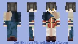 Yuno Grinberryall (Black Clover) Minecraft Skin