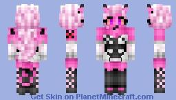 Verosika   Helluva Minecraft Skin