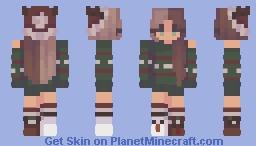 Sweater Season ~ᎷᏰ Minecraft Skin