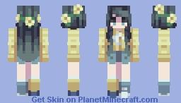 Ash n Gray Minecraft Skin