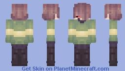 Kcir Dreemurr (My UT Oc./Parallel World) Minecraft Skin