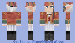 Garb from a Journey [LotC] Minecraft Skin