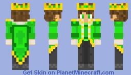 Sonic13350 Minecraft Skin