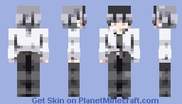 BTS 'V' Minecraft Skin