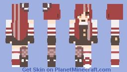 b l o o d g u a r d i a n | rc Minecraft Skin