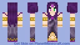 Ianite Minecraft Skin