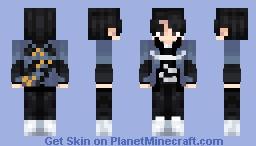 Haruto - Boy Minecraft Skin