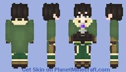 Naofumi Iwatani Minecraft Skin