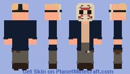 Friday The 13th | 2009 | Jason Voorhees Minecraft Skin