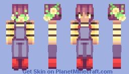 𝘛𝘩𝘦 𝘒𝘪𝘯𝘥 Minecraft Skin
