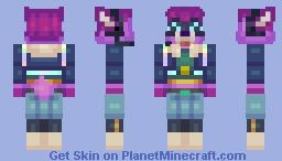 FORTNITE-DJ BOP Minecraft Skin