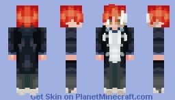 Shirou Emiya (Fate) Minecraft Skin