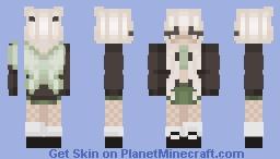 mean Minecraft Skin