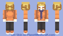 Bleach - Shinji Hirako Minecraft Skin