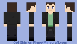 The Ninth Doctor - The Four Doctors Minecraft Skin