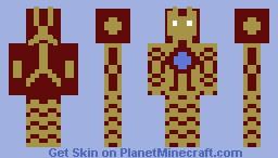 Iron Man Mark XXXII Minecraft