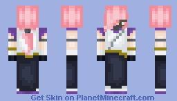 Cherry ~ Sk8 the Infinity Minecraft Skin