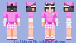 Birdie | Fortnite Minecraft Skin