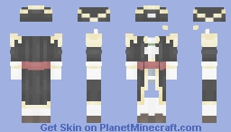 Pirate Girl Outfit!- Minecraft Skin