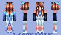 sf counter - tsukiakari Minecraft Skin