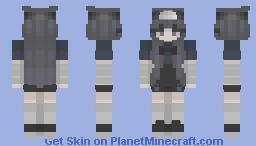 상관없이 Minecraft Skin