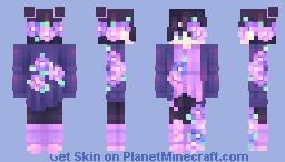 Bloom - Skin Fight Minecraft Skin