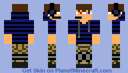 jackmanifold Minecraft Skin