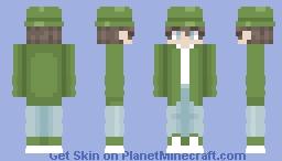 cottagecore 3 Minecraft Skin