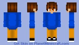 Addison Hollis Minecraft Skin