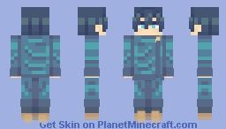~Megumi Fushiguro~ Minecraft Skin