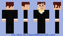 Skin request- scar face Minecraft Skin