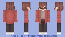 --𝒮𝒾𝓃𝒸𝑒𝓇𝑒𝓁𝓎 𝑀𝑒-- Minecraft Skin