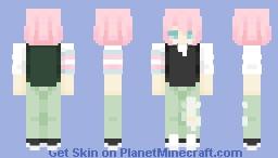 ..Im not dead(?) Minecraft Skin