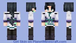 Sage | Valorant Minecraft Skin