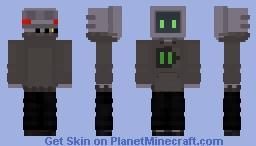 Code Bullet Minecraft Skin