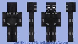 The Black Panther (MCU) Minecraft Skin