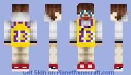 Skin of Saulalagon97 (final) Minecraft Skin